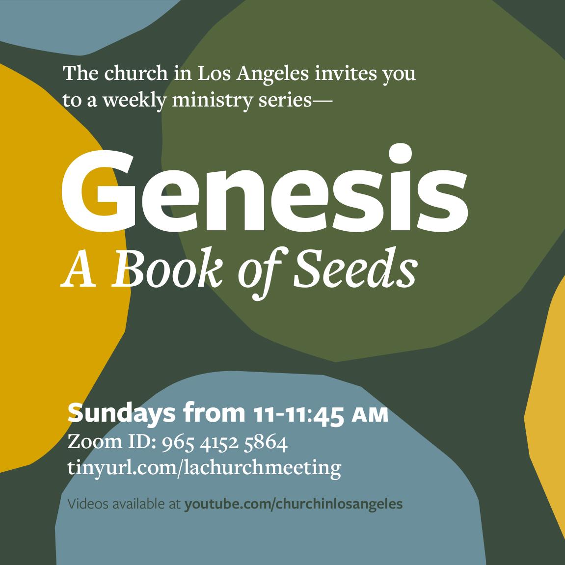 Ministry & Gospel Invitation